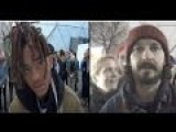 Jaden Smith & Shia LaBeouf START 4 Year Long Anti Trump Live Stream He Will Not Divide Us