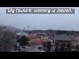 JAPAN TSUNAMI FOOTAGE ON 3 2011