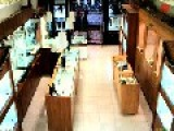 Jewelry Robbery In Mexico City