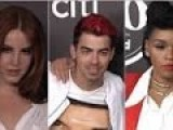 Joe Jonas, Lana Del Ray, Janelle Monáe Attend Billboard Awards