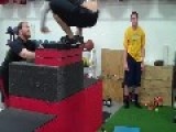 JJ Watts Jumps 55 Inch Box! Great Sports Future Ahead For This Guy!