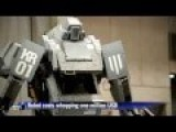 Japanese Humanoid Robot