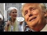 Jill Stein Believes Trump Might Have Memory Problem