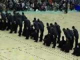Japanese Precision Marching