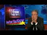 Jon Stewart Reminds Fox News That Demonizing The Poor Is Totally Their Thing