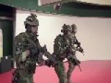JWK, Training On The Shooting Range