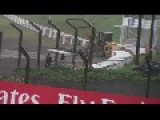 Jules Bianchi Crash Suzuka F1 GP 2014 Short Version And Slow Motion