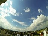 Jesus Fury - Clouds Time Lapse With Wind And Storm