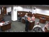 Judge Allows Inmate To See His Baby For The First Time