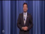 Jimmy Fallon Loses It On Sick Hillary Clinton's Being On Women's Health Magazine #sickHillary