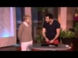 James Galea Tells Ellen DeGeneres A Story With A Card Magic Trick