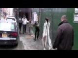 Kendall Jenner Strolls Through Manhattan On Her Way To Lunch