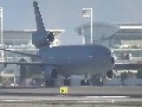 KC-10 Extender In Santiago 2nd Video