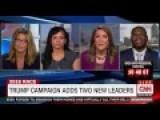 Katrina Pierson Denies Trump Campaign 'shake-up'