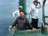 Kim Teaches North Korean Navy Submarine Warfare And Tactics