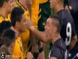 Kiwis Haka Almost Leads To Brawl
