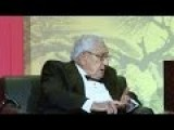 Kissinger Advises Trump To Respect China's Core Interests