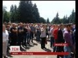 Kiev TV Channel TCH Claims Protest Against Kiev Is Protest Fore Kiev