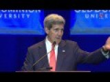 Kerry On Climate: Even If Every American Biked, Every House Had Solar, 'still Wouldn't Be Enough'