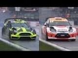 Kubica Vs. Rossi: 2014 Monza Rally Master Show