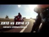 Kawasaki Ninja ZX-14 Vs Honda CBR1000RR Fireblade Vs ZX-12 HD