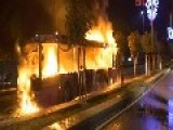 Kurdish Protesters Made A Great Impact On ISIS By Burning Busses And Destroying Statues In Istanbul