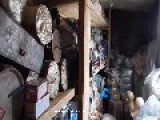 Kobane - Stock Of Defused Booby Traps And IEDs Left By ISIS English