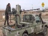 Kurdish YPG Control The Road From Sinjar