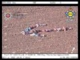 Kids Form Human Arrow To Help Police Helicopter Catch Suspected Burglars