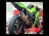 Kawasaki ZX10R 0 - 315Km H Incredible