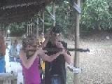 KitaUSPSA Shoots A .50 Cal Muzzleloader