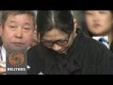 Korean Nut Rage Executive Freed