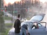 Kid Blows Engine On His Car, Fixes It Right On The Spot