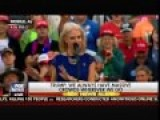 Kellyanne Conway Explains The Trump Landslide At Trump's Victory Rally