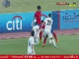 Kungfu Fighting Soccer : South Korea Vs Uzbekistan