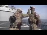 Korean Marines Knife Fight
