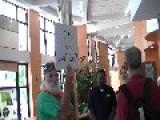 Keystone XL Protesters Enter TD Bank