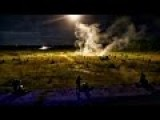 K-19 Grenade Launcher Creates Explosive Fireworks Display
