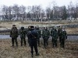 Kiev New National Guard Starts Training
