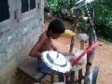 Kid Drummer - Poor Version