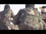 Kurdish Fighters Lauching Attacks On Isis Near Syrian Border: FOOTAGE VIDEO