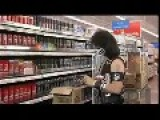 KISS Works At Walmart