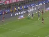 Kaka 100 Goal - AC Milan - Atalanta