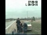 Kidnapped Girl Caught In Middle Of Police Chase