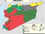 Khamenei,s Alawite State In The Making Syria Map March 12 2014