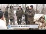 Kiev Says Rebels Use Civilian Population As Human Shields