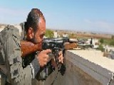 Kurds Defeat ISIS Forces Holding Key Iraq Border Border Crossing