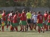 Kids Soccer Game Turns Into Brawl