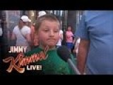 Kids Explain Gay Marriage On Jimmy Kimmel