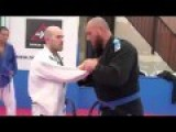 Karate Instructor Smacks Student In Face And Fight Breaks Out